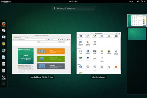 gnome themes opensuse 13 2 opensuse 13 2 ausprobiert kofler info