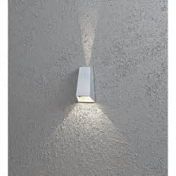 External led wall lights warisan lighting