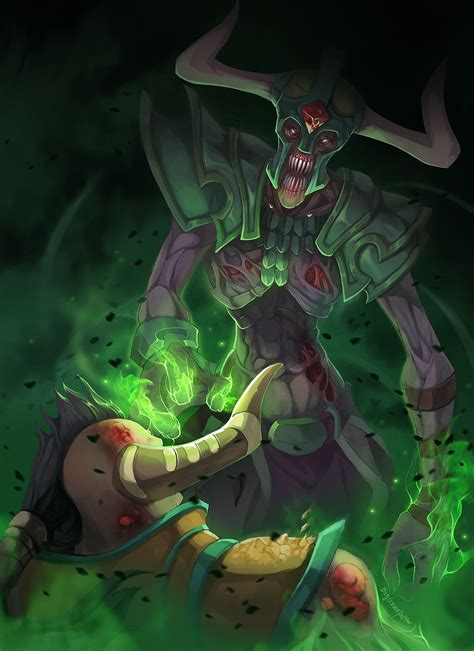 dota 2 undying wallpaper dota2 undying soul absorption by biggreenpepper on deviantart