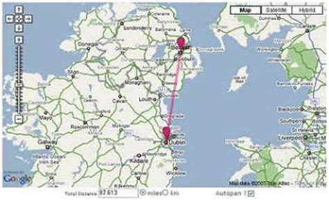 map distance in miles choice image diagram writing