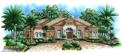 mount vernon house plans mt vernon house plan weber design group naples fl