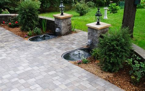 Cobblestone Patio Pavers Marina Brendstrup Designs The Many Benefits Of Cobblestone Pavers