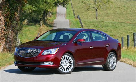 cost of 2014 buick lacrosse 2014 buick lacrosse overview cargurus