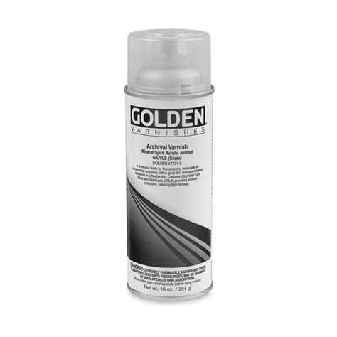 Varnish Gloss Varnish Matt Varnish Kilap Varnish Cernit Pelapis Clay golden archival spray varnish artistwarehouseonline