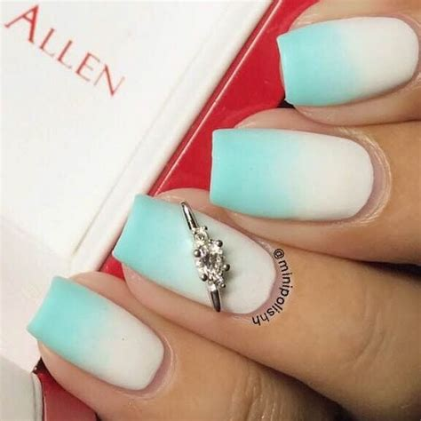 tiffany blue office on pinterest pedicure salon ideas 25 best ideas about white ombre on pinterest sponge