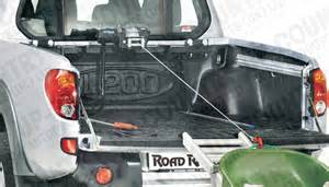 How To Install Cargo Management System Mitsubishi L200 Bed Cargo Management Truck Bed