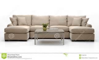 Fabric sofa set amp table stock images image 21384154