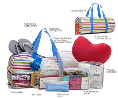 hospital bag for c section delivery giveaway mommy delivery bfflbag metropolitan mama