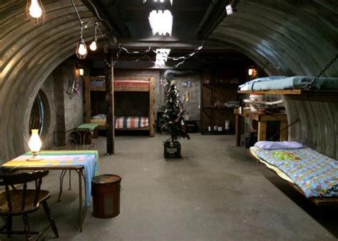 design your own underground home how unbreakable kimmy schmidt s bunker was designed