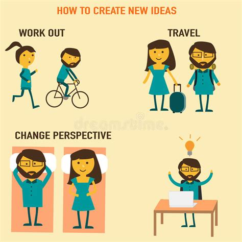 Create Buck Cherrys New And Win A Trip To by How To Create New Ideas Vector Work Out Travel Change