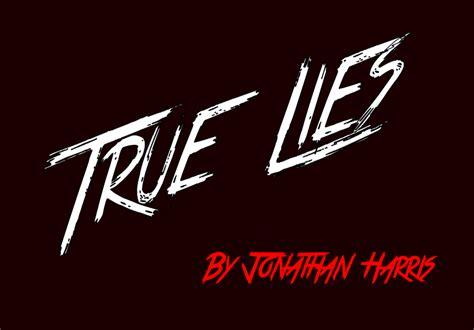 Dafont True Lies | true lies font dafont com