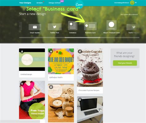 business card how to make how to make your own business cards with canva
