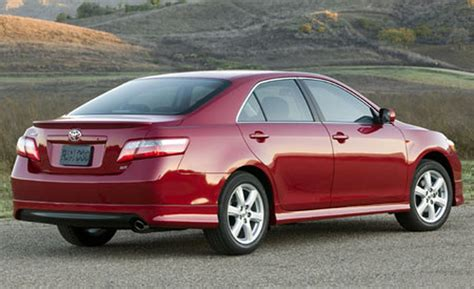For 2007 Toyota Camry Car And Driver