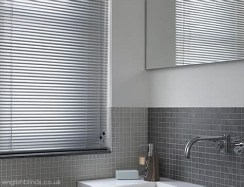 venetian bathroom blinds choosing the right blinds for your bathroom english blinds