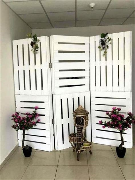 diy room divider ideas diy wood pallet room divider ideas ideas with pallets