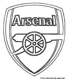 1000 images tegninger coloring pages arsenal soccer
