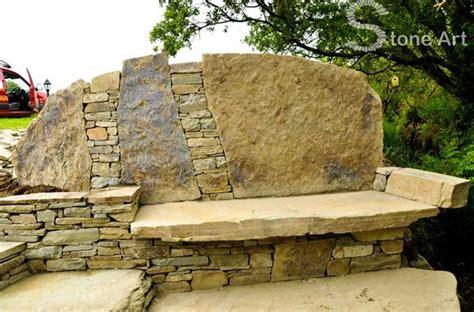 stone benches ireland stone furniture insteading