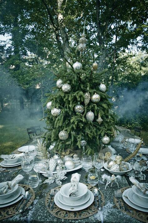 juliska christmas trees juliska quot acanthus quot dinner set the of entertaining trees