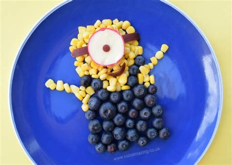 Canned Food Sculpture Ideas by Minion Food Art Eats Amazing