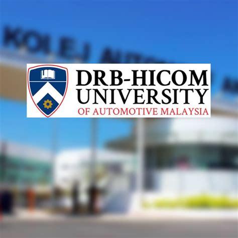 Of Wales Mba Malaysia by Drb Hicom Of Automotive Malaysia