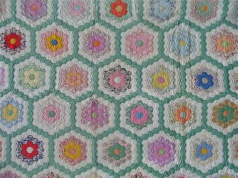 Grandmother S Flower Garden Quilt Pattern 17 Best Images About Grandmother S Flower Garden Quilt On