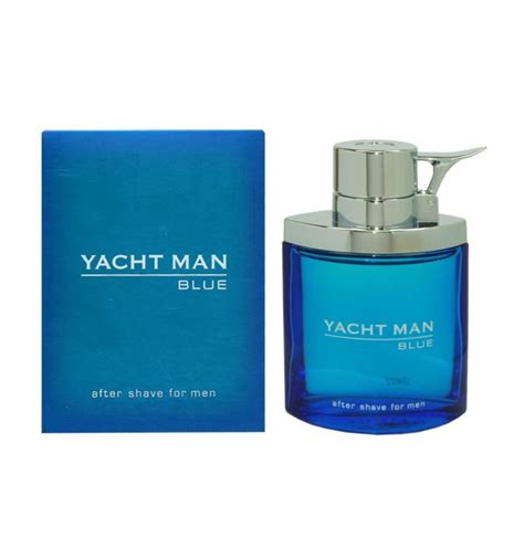 yacht man blue yacht man blue after shave 100 ml cosmetics co