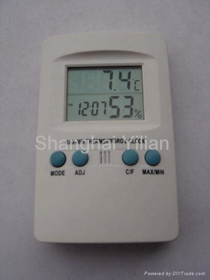 Thermo Hygro Digital digital thermo hygrometer yl d 1 yl china
