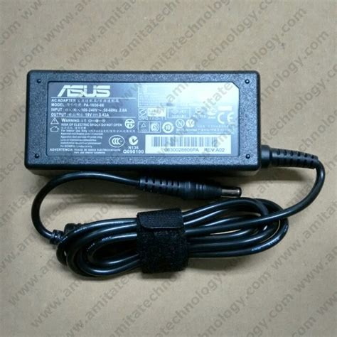 Charger Laptop Asus Original 3 42a charger original asus 19v 3 42a amita technology