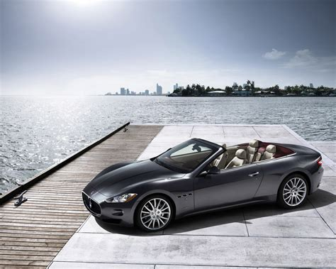 Maserati Grancabrio Photos And Wallpapers Tuningnews Net