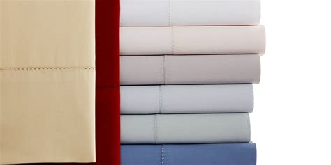 good cotton sheets macy s hotel collection 600 thread count sheets review