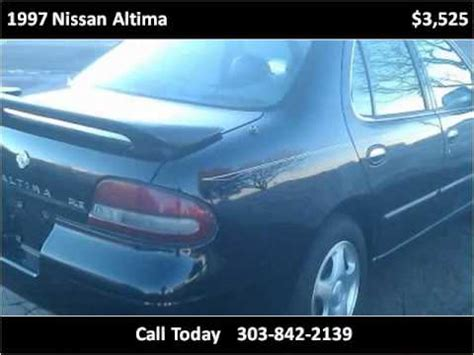 1997 nissan altima misfire diagnosis ericthecarguy youtube 1997 nissan altima problems online manuals and repair information