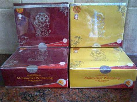 Sari Untuk Kulit Normal Bpom Merah produk dan alat kecantikan paket sari