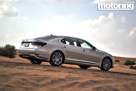 lexus 460l 2013 lexus ls 460l review motoring middle east car news
