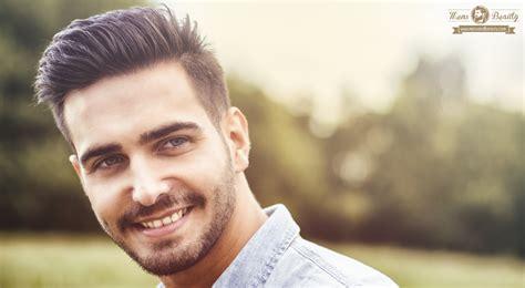 peinados corto hombre 57 cortes de pelo y peinados para hombre tipo de rostro