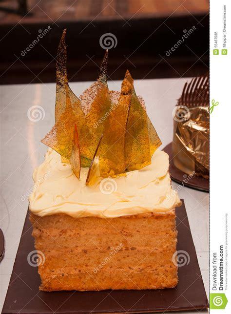 Sugar Syrup Cake Decorating by Cake Decorating Stock Photo Image 55467532