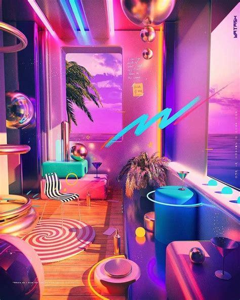 vaporwave usa  instagram