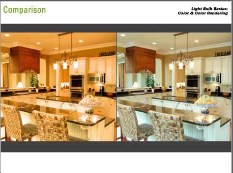 kitchen light temperature kitchen color temperature comparison soft white vs