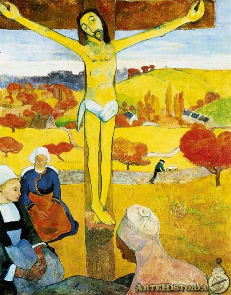 libro gauguin metamorphoses museum of el cristo amarillo artehistoria com