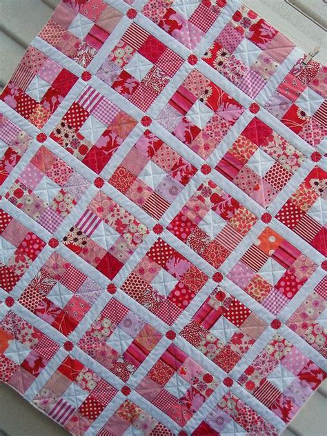 9 Square Quilt by This Is A 9 Patch 2 5 Inch Square Quilts
