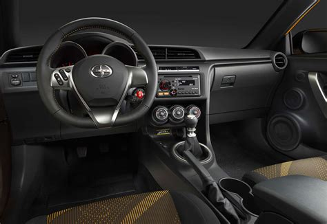 scion tc release series 7 0 2012 cartype