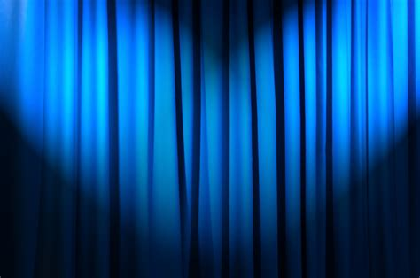 curtains blue blue stage curtains www imgkid com the image kid has it