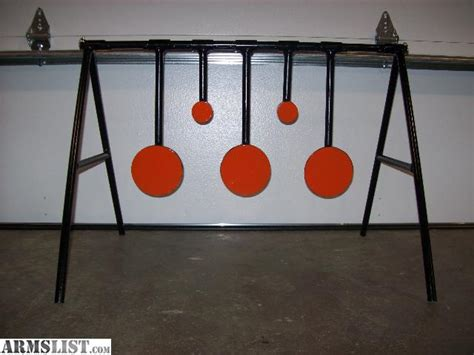 swinging targets armslist for sale trade swinging targets range