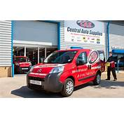 Citroen Nemo Named Best City Van  Business Vans