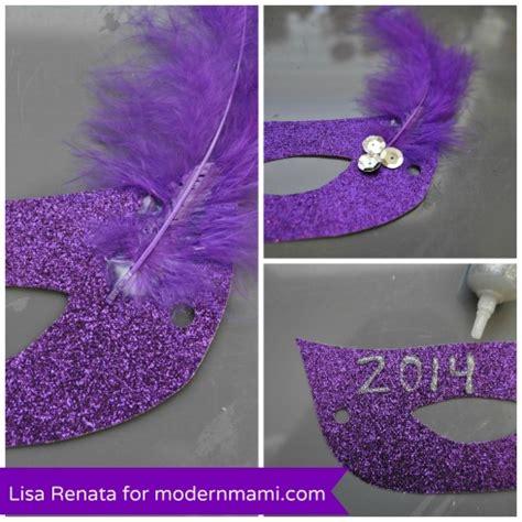 new year children s masks diy new year s masks for modernmami
