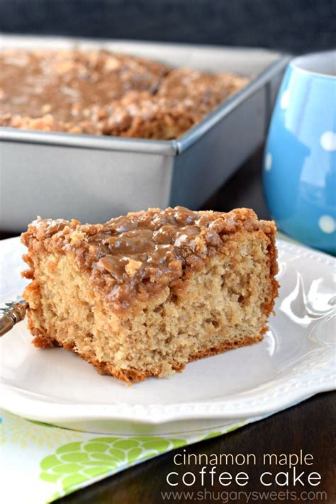 Special Roll Cake Without Topping cinnamon maple coffee cake recipe streusel topping pumpkins and sweet
