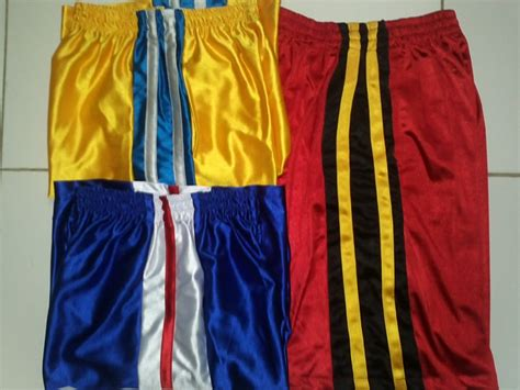 Baju Dan Celana Basket foto product celana basket baju3500