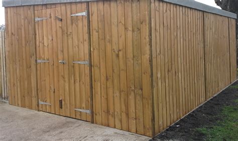 Cladding For Sheds by T G Wooden Garages Made To Measure Timber Framed Garage