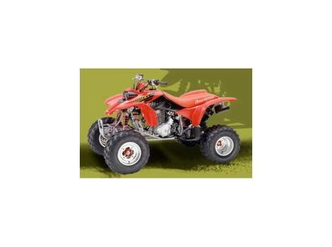 2000 honda fourtrax motorcycles for sale