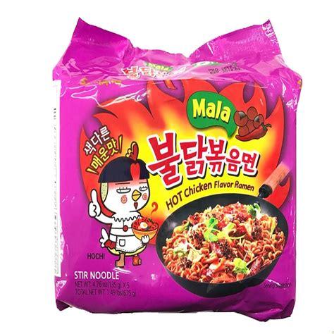 Samyang Spicy samyang 2x spicy chicken flavor ramen