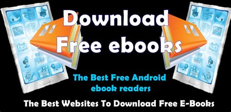 free ebook downloads for android free ebooks appstore for android